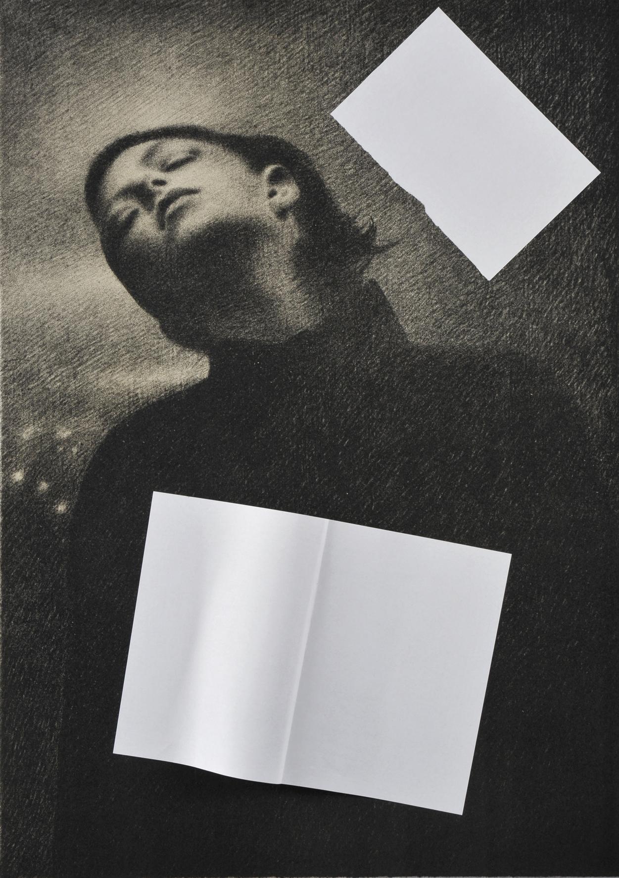 Omar Galliani in mostra a Reggio Emilia