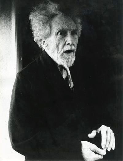 Lisetta Carmi, Ezra Pound
