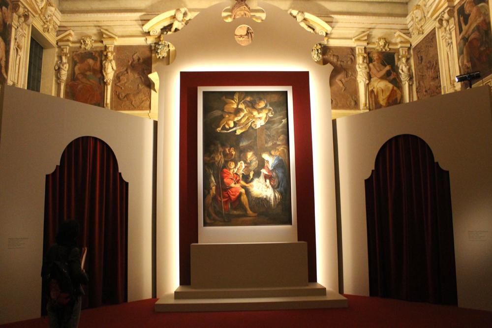 Rubens a Milano, Palazzo Marino. Foto Luca Zuccala ArtsLife