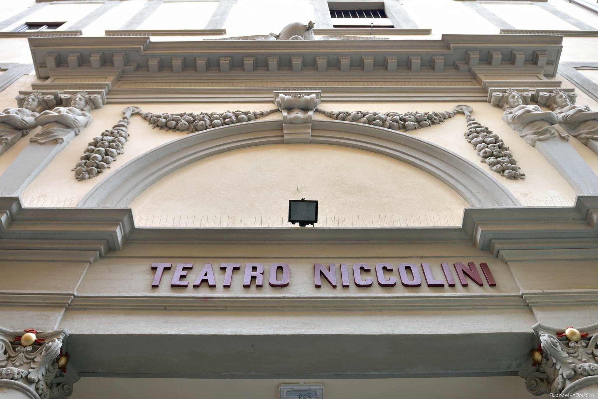 Riapre dopo vent'anni il Teatro Niccolini di Firenze