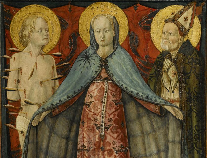 La Madonna della Misericordia al Museo Diocesano di Milano