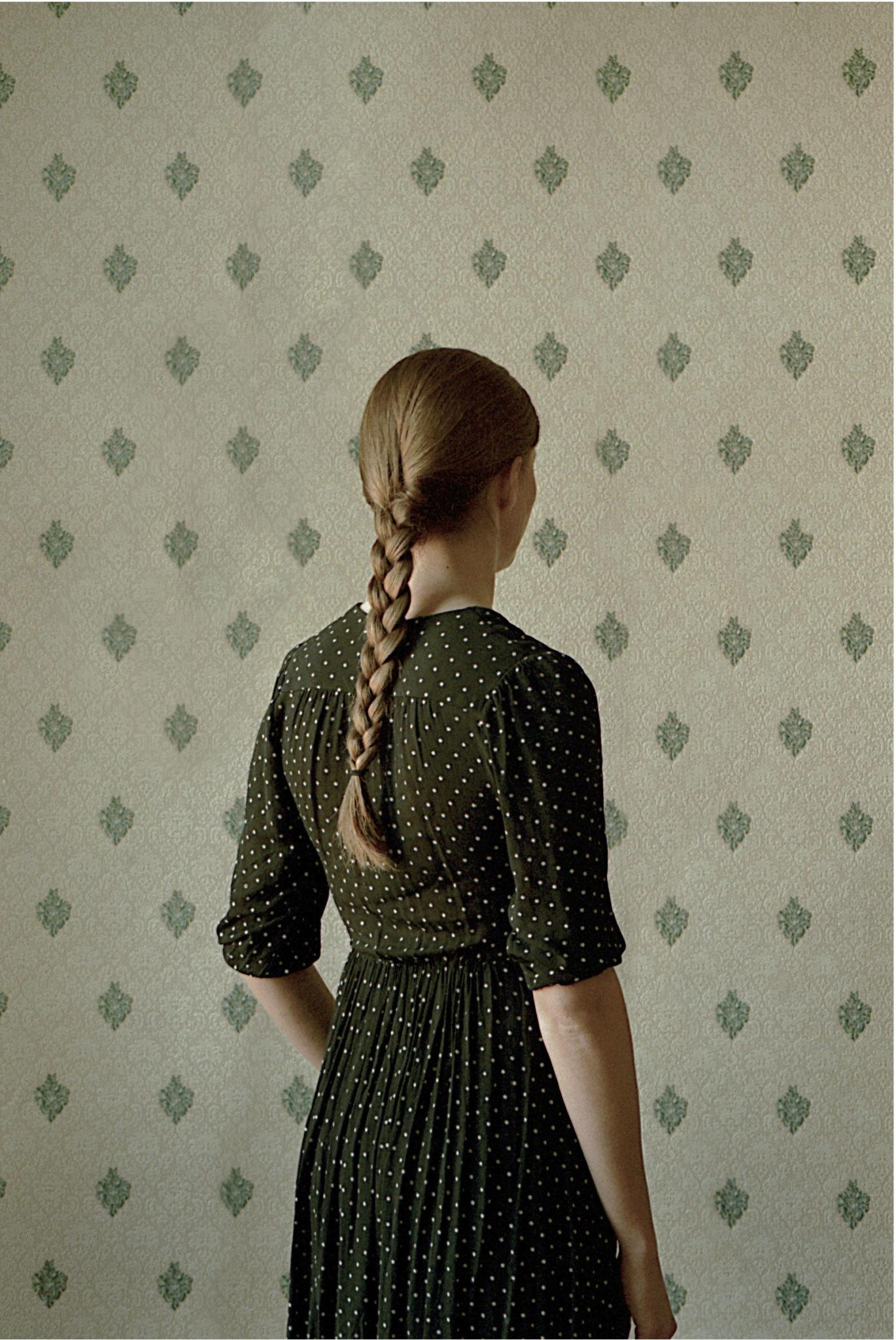 "Michał Grochowiak - dalla serie ""Silence"", Untitled (Ola), 2007"