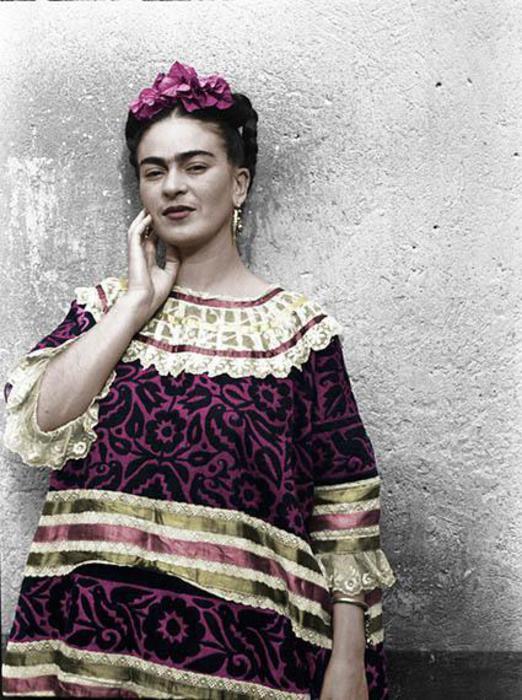 Frida Kahlo nelle fotografie di Leo Matiz in mostra a Bologna