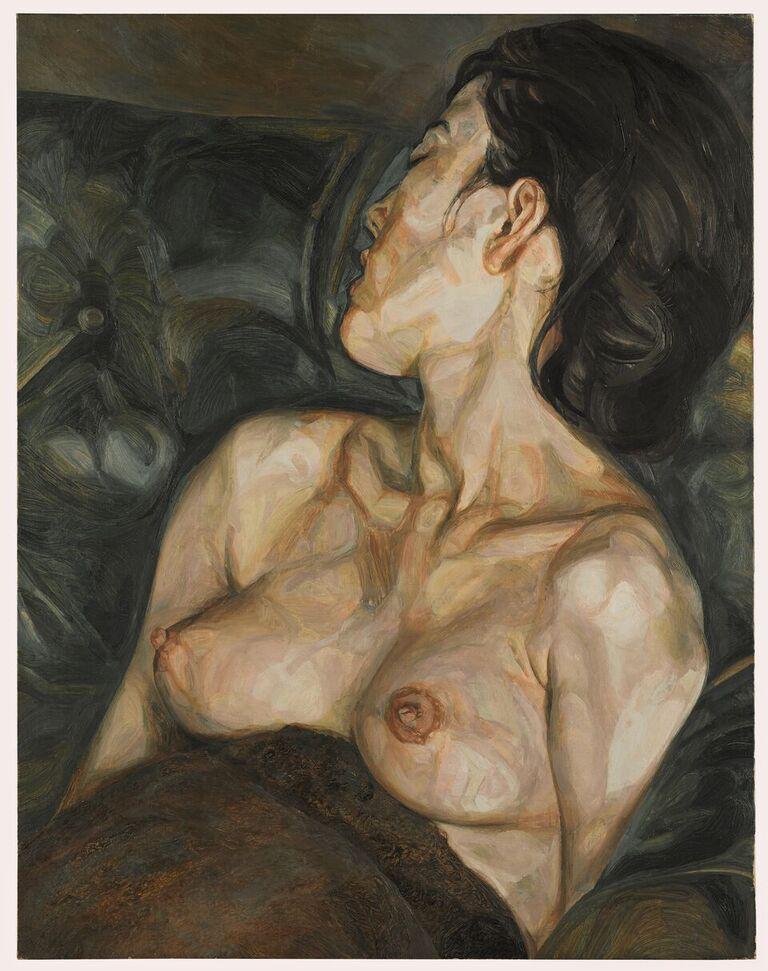 Un ritratto di Lucian Freud in asta a Londra a febbraio