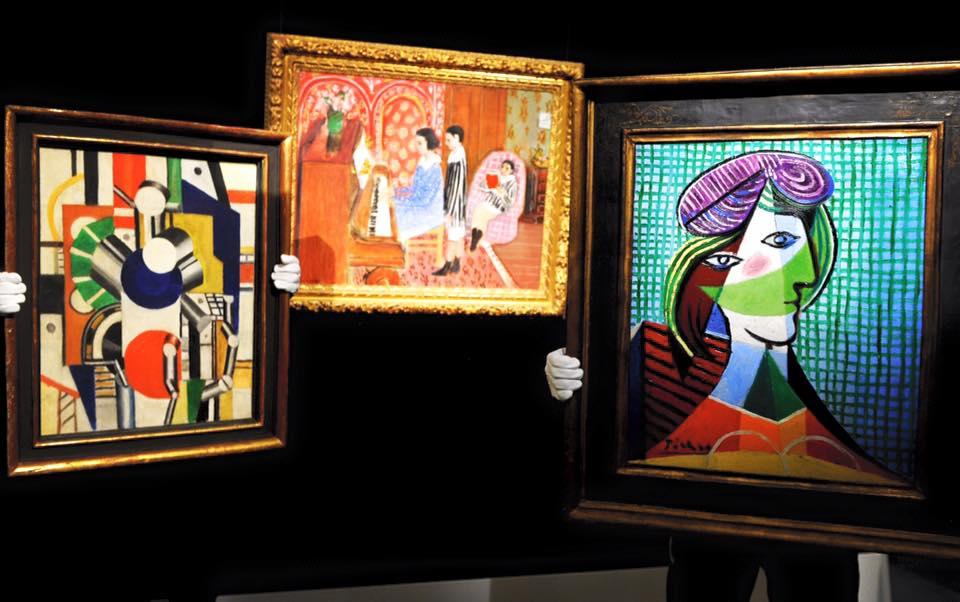 Occhi puntati su Londra per l'arte impressionista e moderna