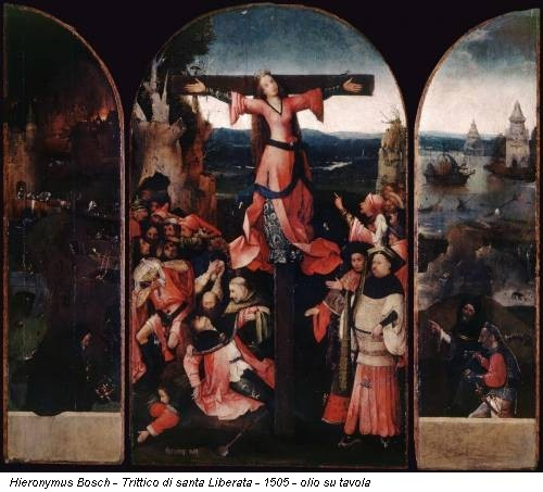 Bosch 500. I dipinti veneziani restaurati in anteprima all'Accademia