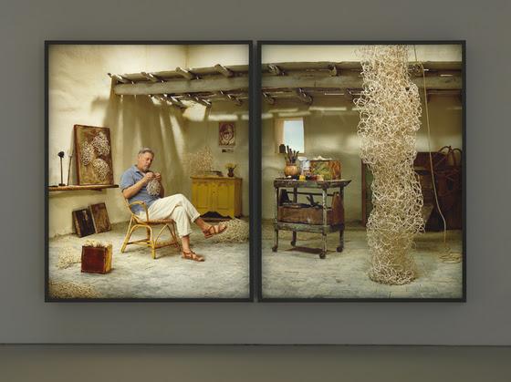 Rodney Graham alla Lisson Gallery di Milano