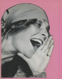 Rodchenko, Lily Brik, 1924
