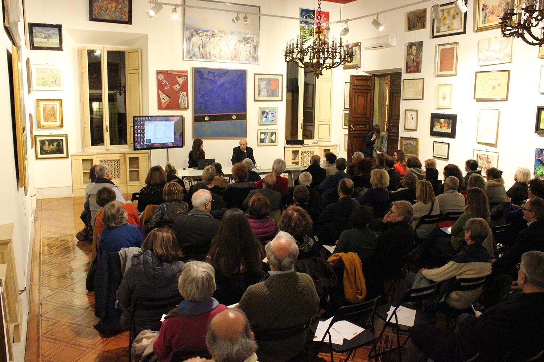 Storie di artisti e mecenati. Intervista a Claudio Strinati, parte seconda