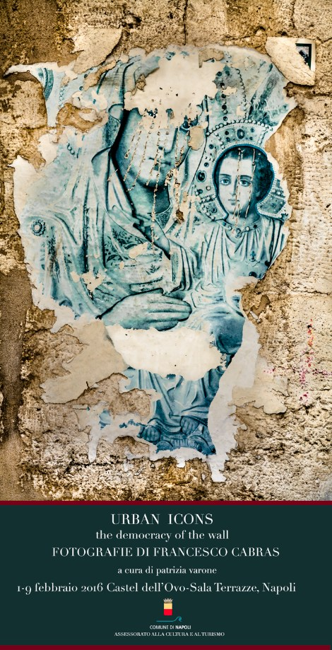 Urban Icons. Francesco Cabras a Castel dell'Ovo