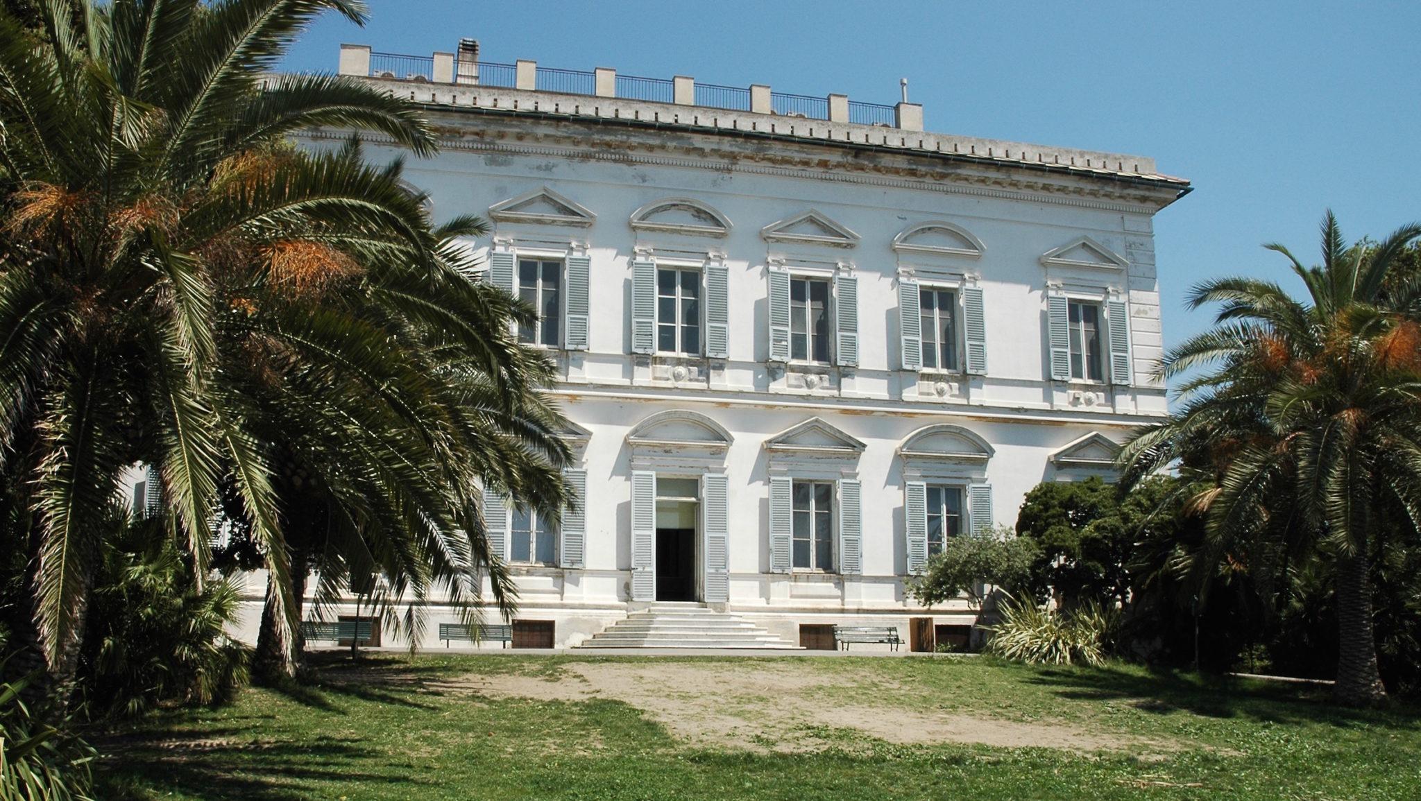 Museo Villa Croce. Chaotic Passion: Artist Talk #3