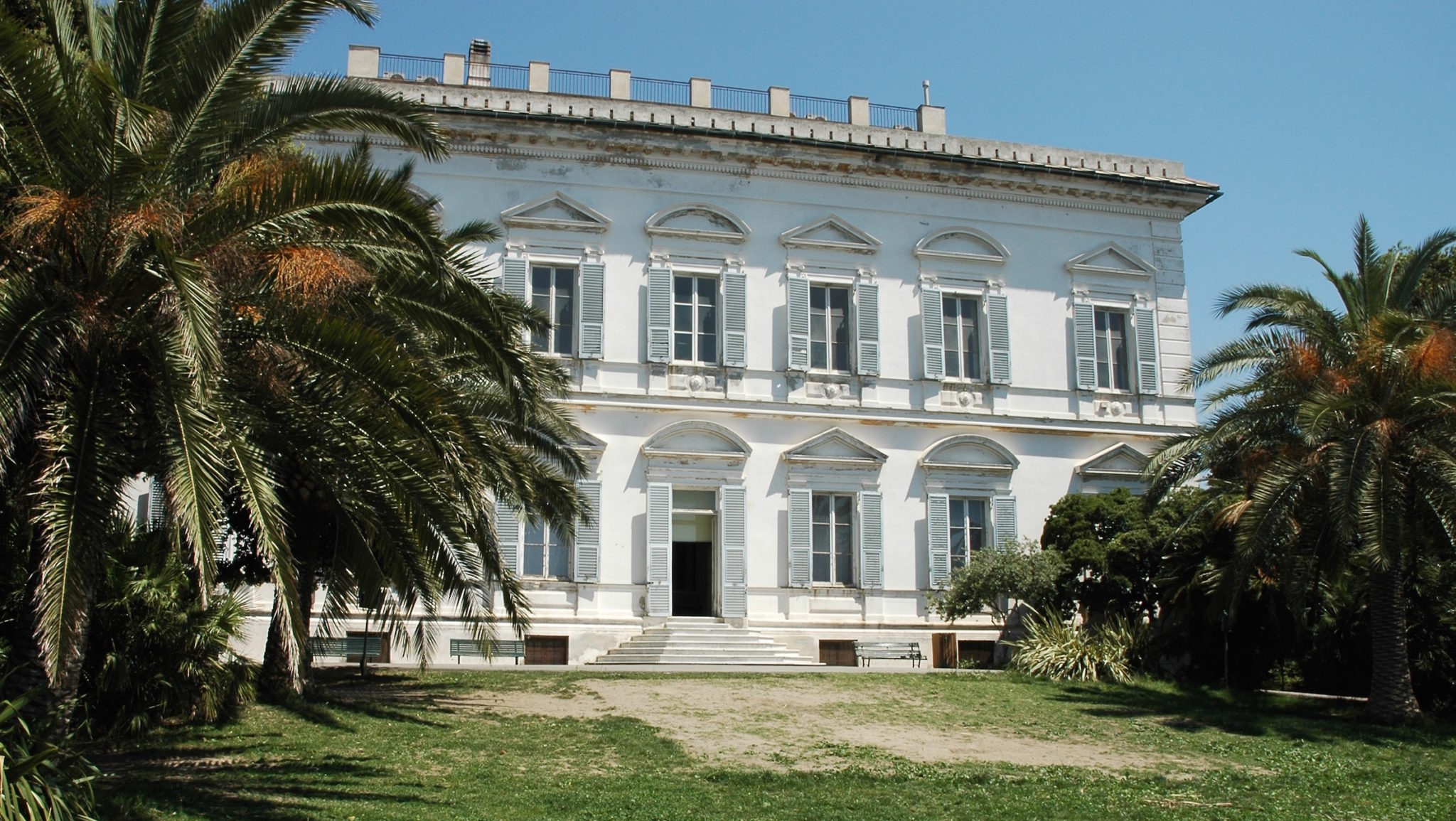 MUSEO VILLA CROCE Genova