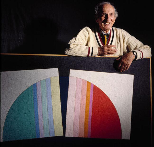 Addio ad Eugenio Carmi, maestro dell'astrattismo