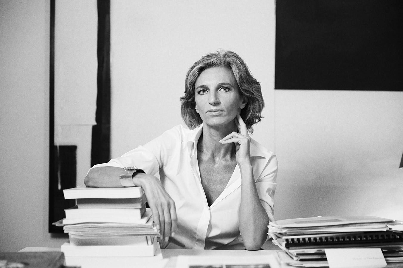 Elena Tettamanti, Presidente Amici della Triennale