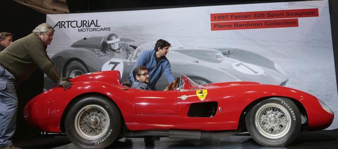 Ferrari top record Artcurial - ArtsLife