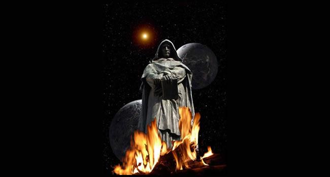 17 febbraio 1600, Giordano Bruno arso a Campo de' Fiori