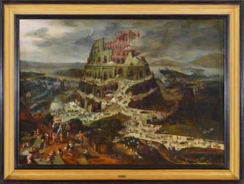 Torre di Babele, - Peeter Baltens