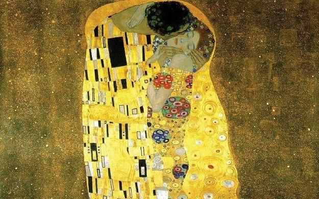 Klimt il bacio 1908 - ArtsLife