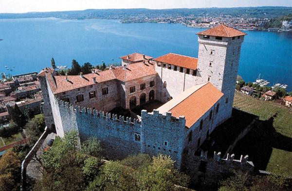 Rocca di Angera, Lago Maggiore