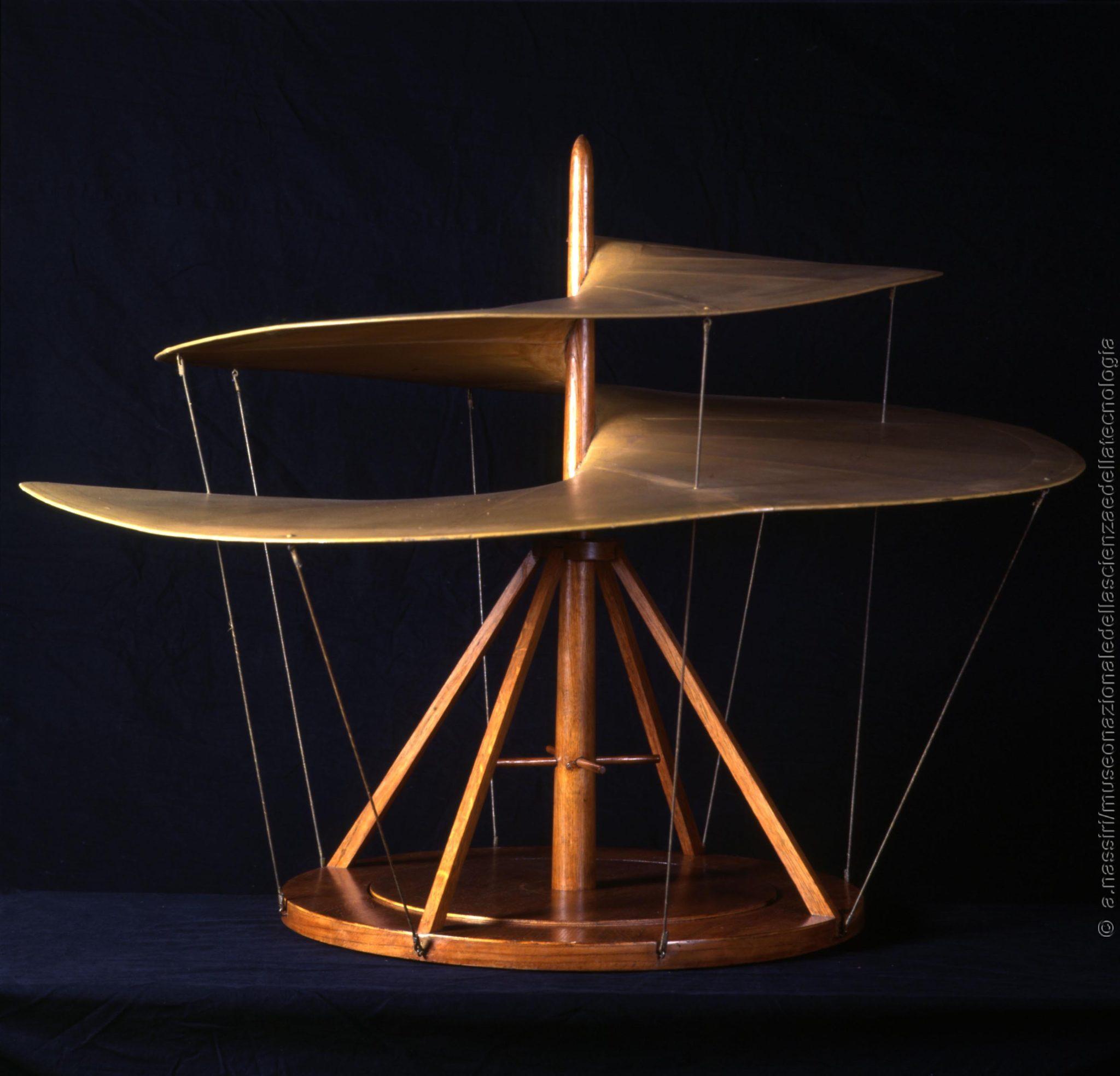 vite aerea_dipartimento_LeonardoArte&Scienza_Museo_Nazionale_Scienza_e_Tecnologia