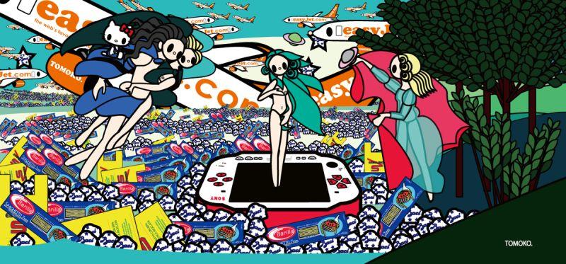 La cultura giapponese protagonista da Deodato Arte a Milano