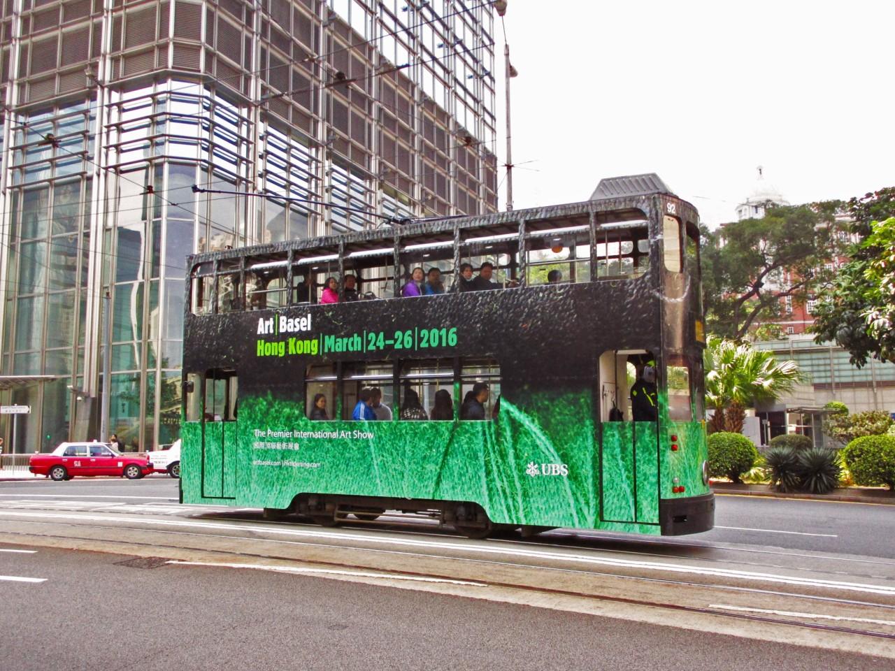 Conto alla rovescia per Art Basel Hong Kong 2016, quarta edizione
