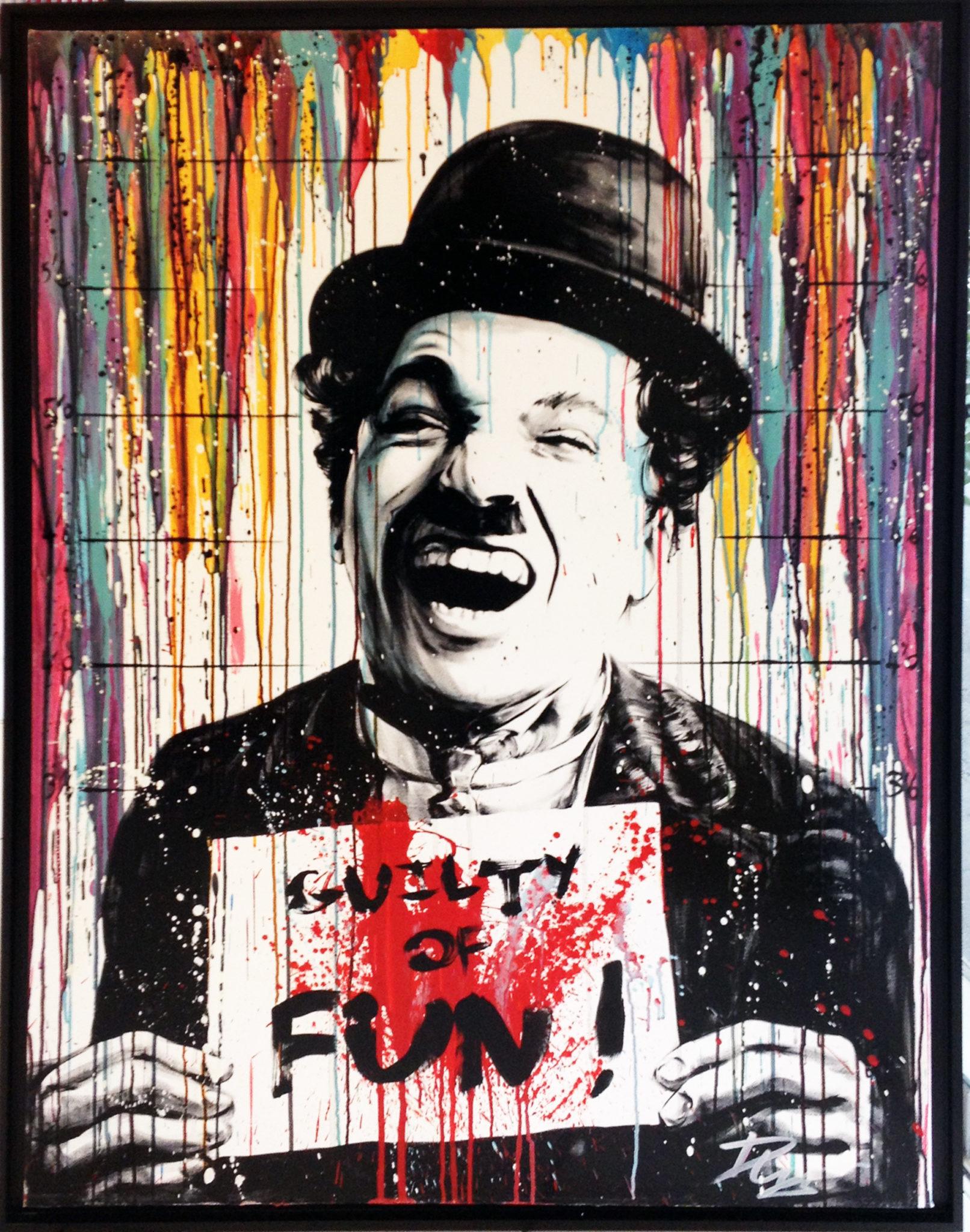 Colorfield Gallery - Julien Durix_Guilty of fun
