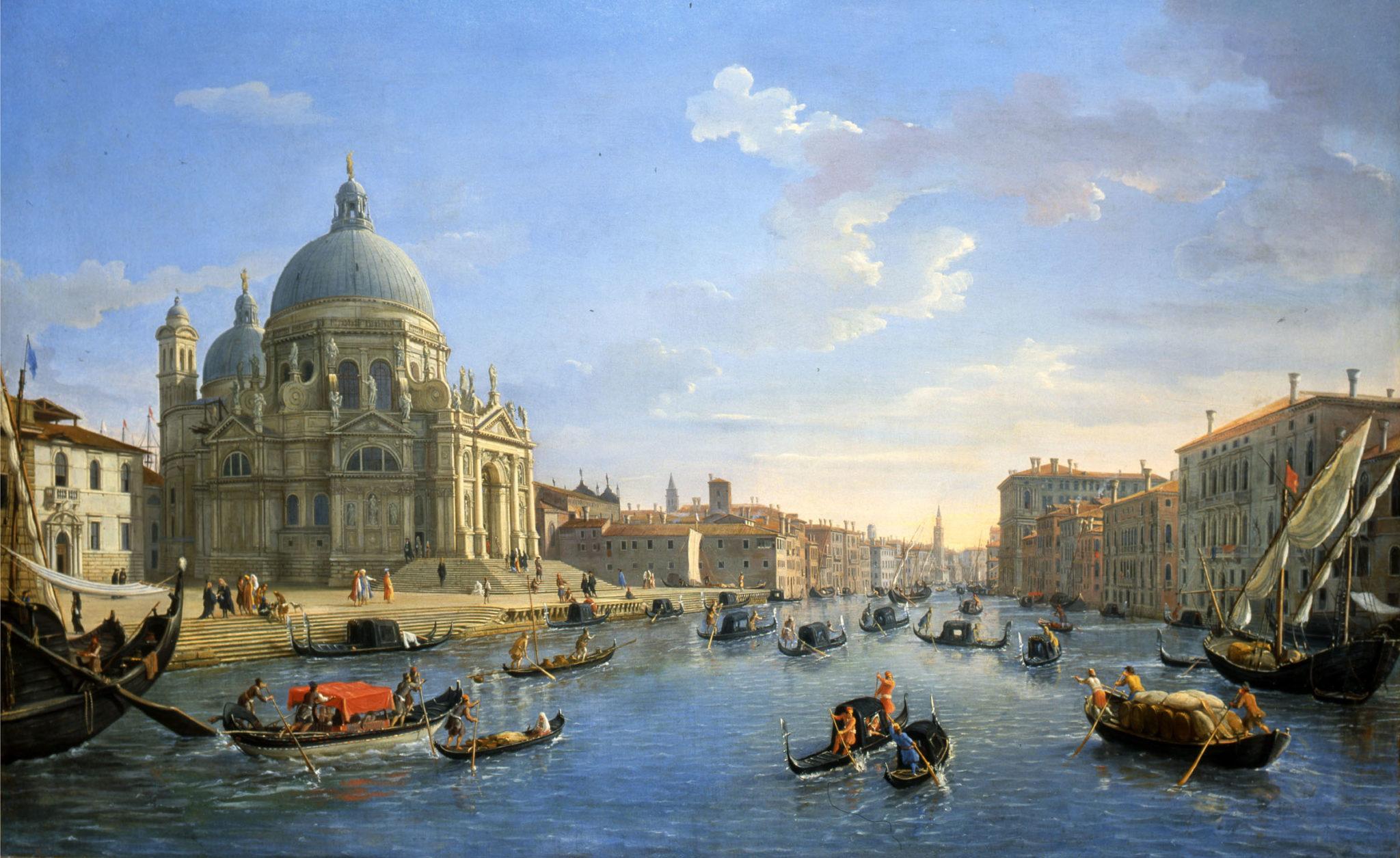 Lo splendore di Venezia, Gaspar Van Wittel, Brescia, Palazzo Martinengo