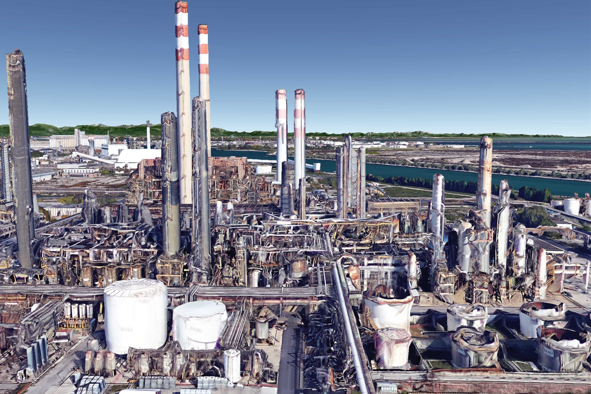 Marcantonio Lunardi: Industrial