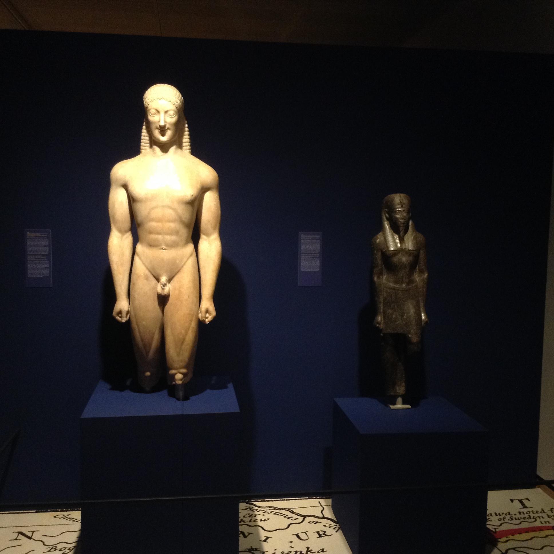 Il Nilo a Torino. La prima mostra temporanea al Museo Egizio