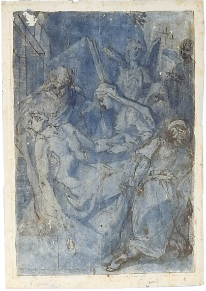 Conferenza sui disegni antichi con Mattia Jona da Maison Bibelot