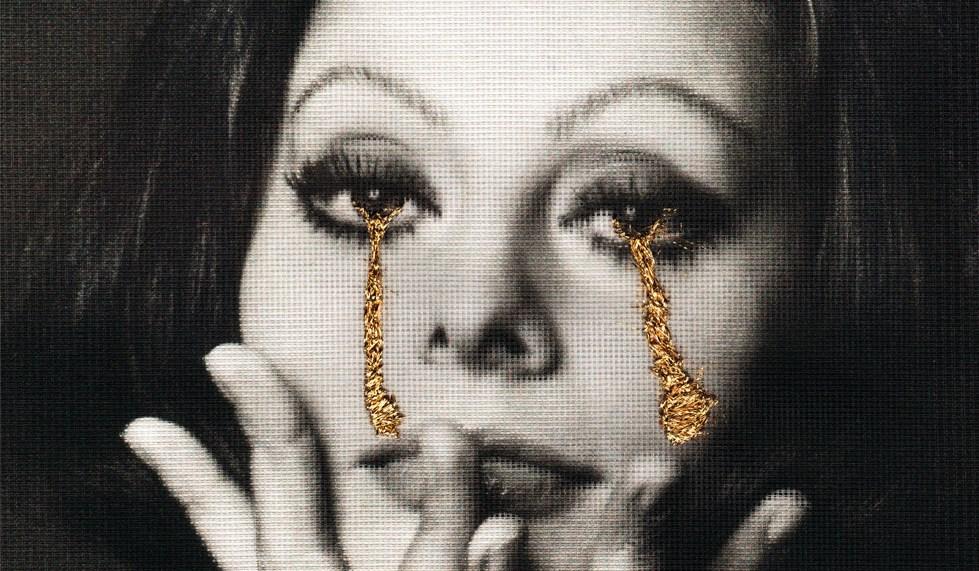 francesco vezzoli, cassandra crying