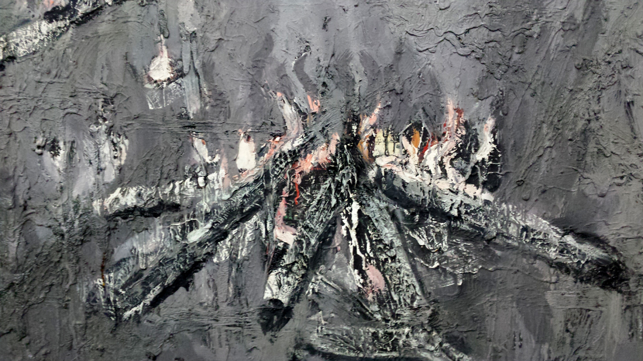 Anselm Kiefer al Centre Pompidou