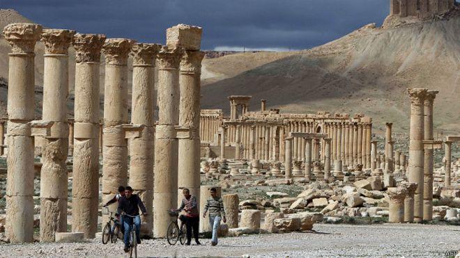 sito archeologico di Palmira