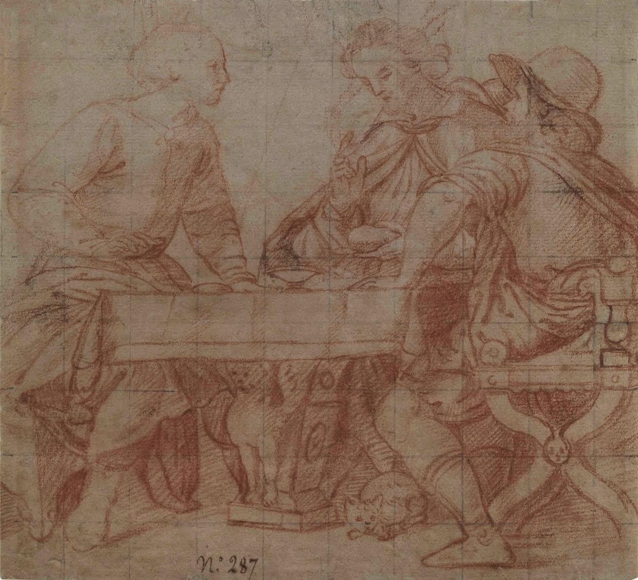 Un inedito Santi di Tito al Salon du Dessin con Antonacci Lapiccirella