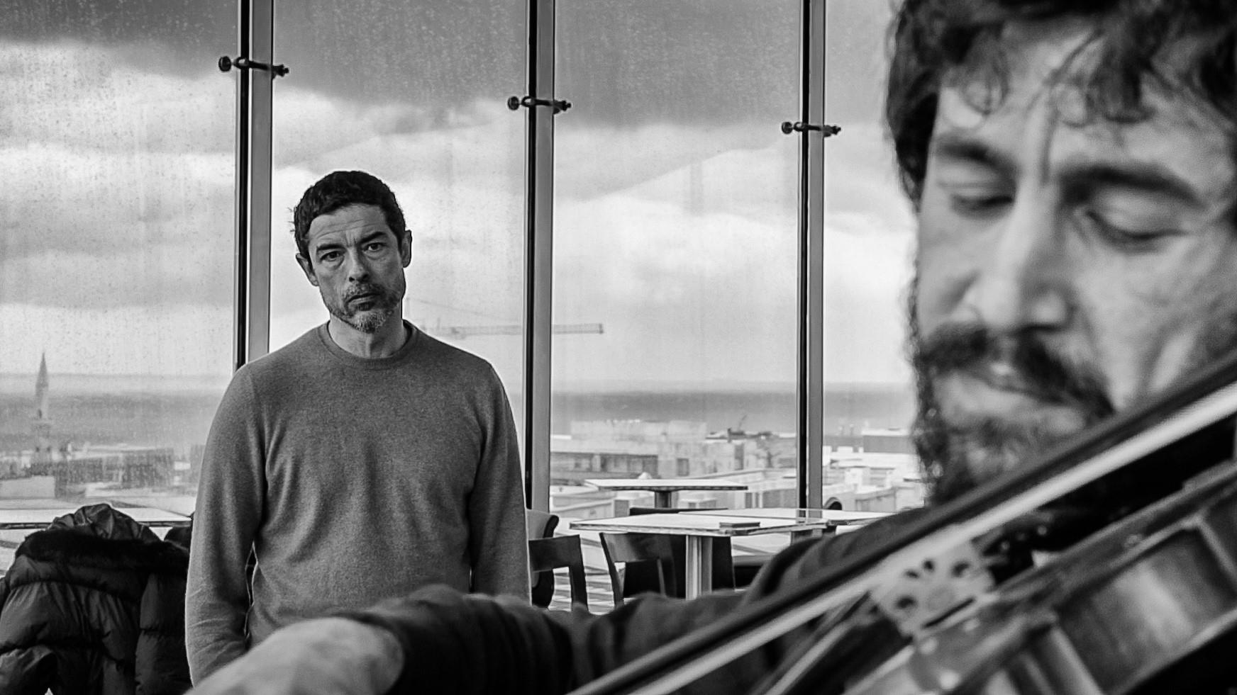 Alessandro Gassmann e Alaa Arsheed a Beirut
