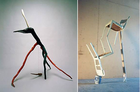 Alexander Calder & Fischli - Weiss Fondation Beyeler