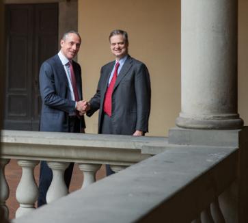 Matteo Del Fante nuovo presidente di Palazzo Strozzi