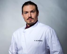 Alessio Algherini è il quarto «Chef allo Specchio»