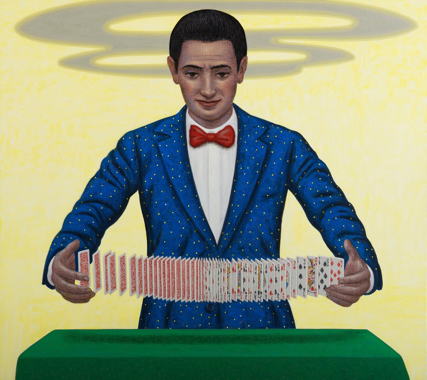 Le Figure luminose di Aldo Damioli