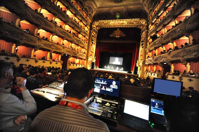Al via alla 10^ edizione del Festival Internazionale del Giornalismo