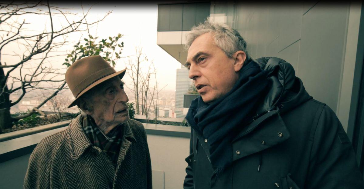 Gillo Dorfles e Stefano Boeri sul Bosco Verticale