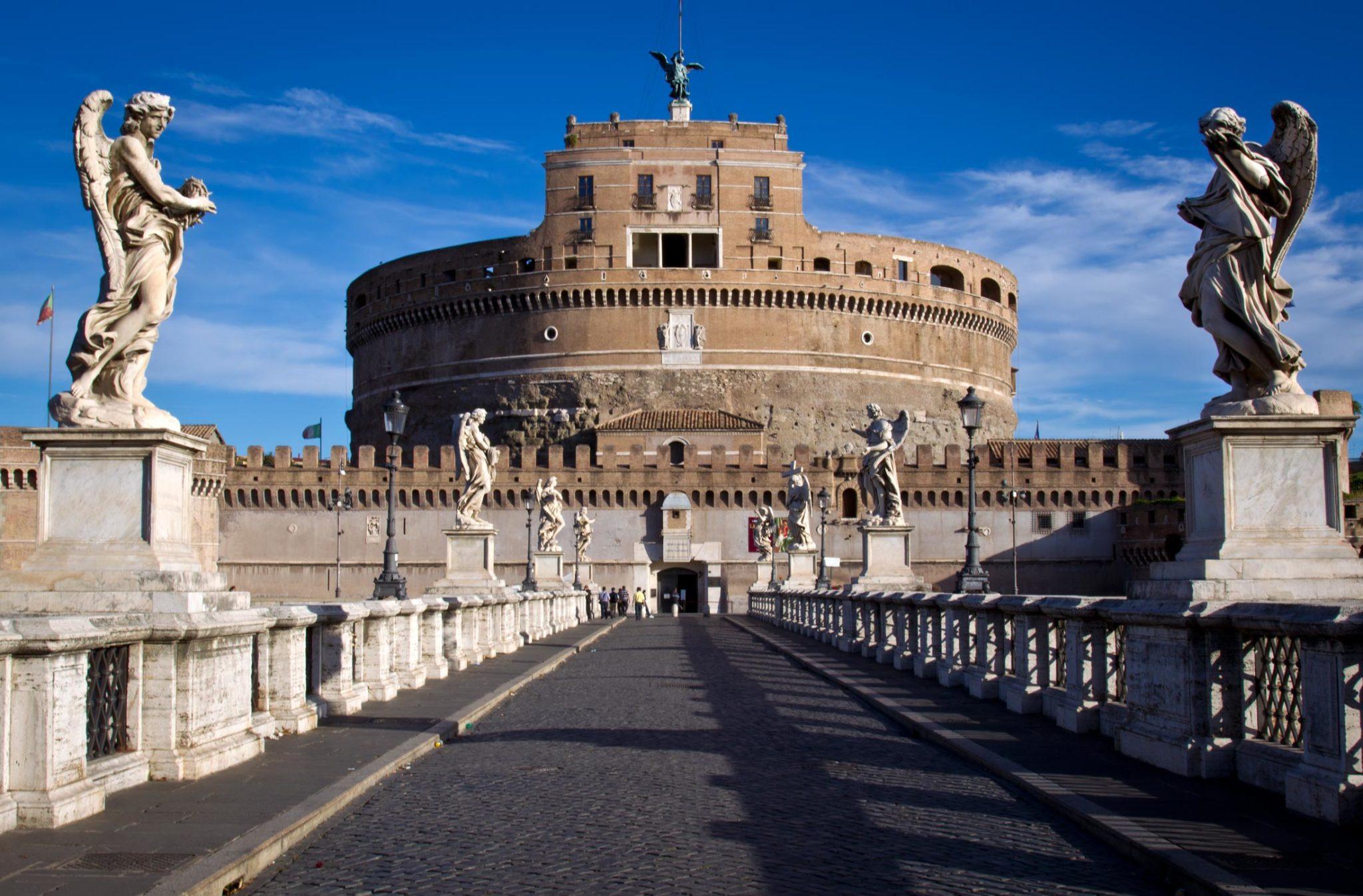L'inespugnabile fortezza di Roma: Castel Sant'Angelo