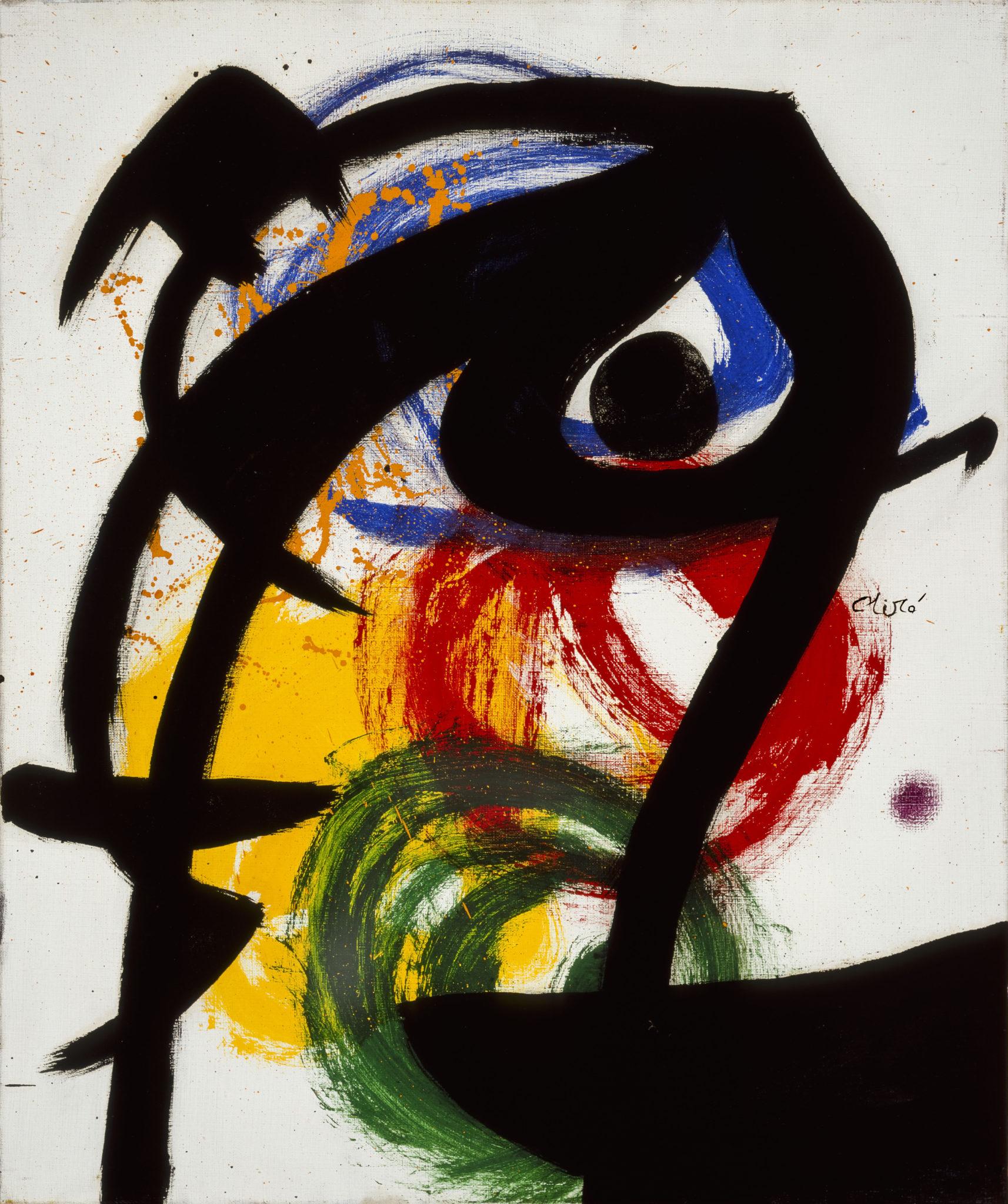 Al MUDEC di Milano Joan Miró celebra la forza della materia