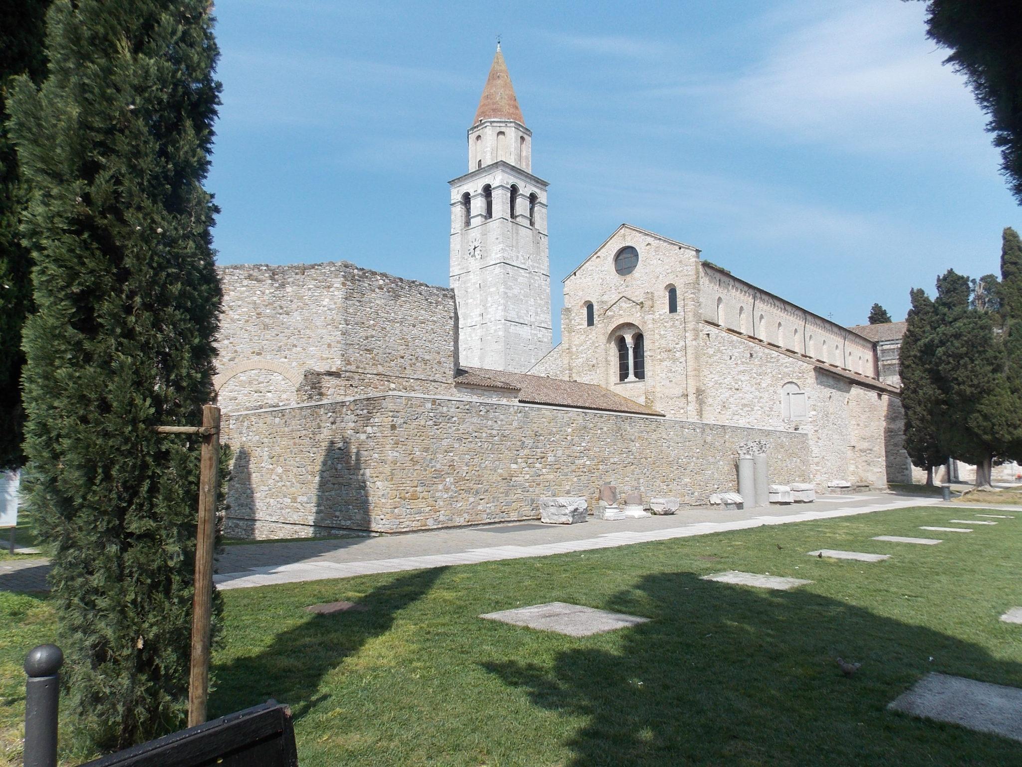 I colori del medioevo in Friuli. Viaggio tra Cividale, Aquileia e Grado