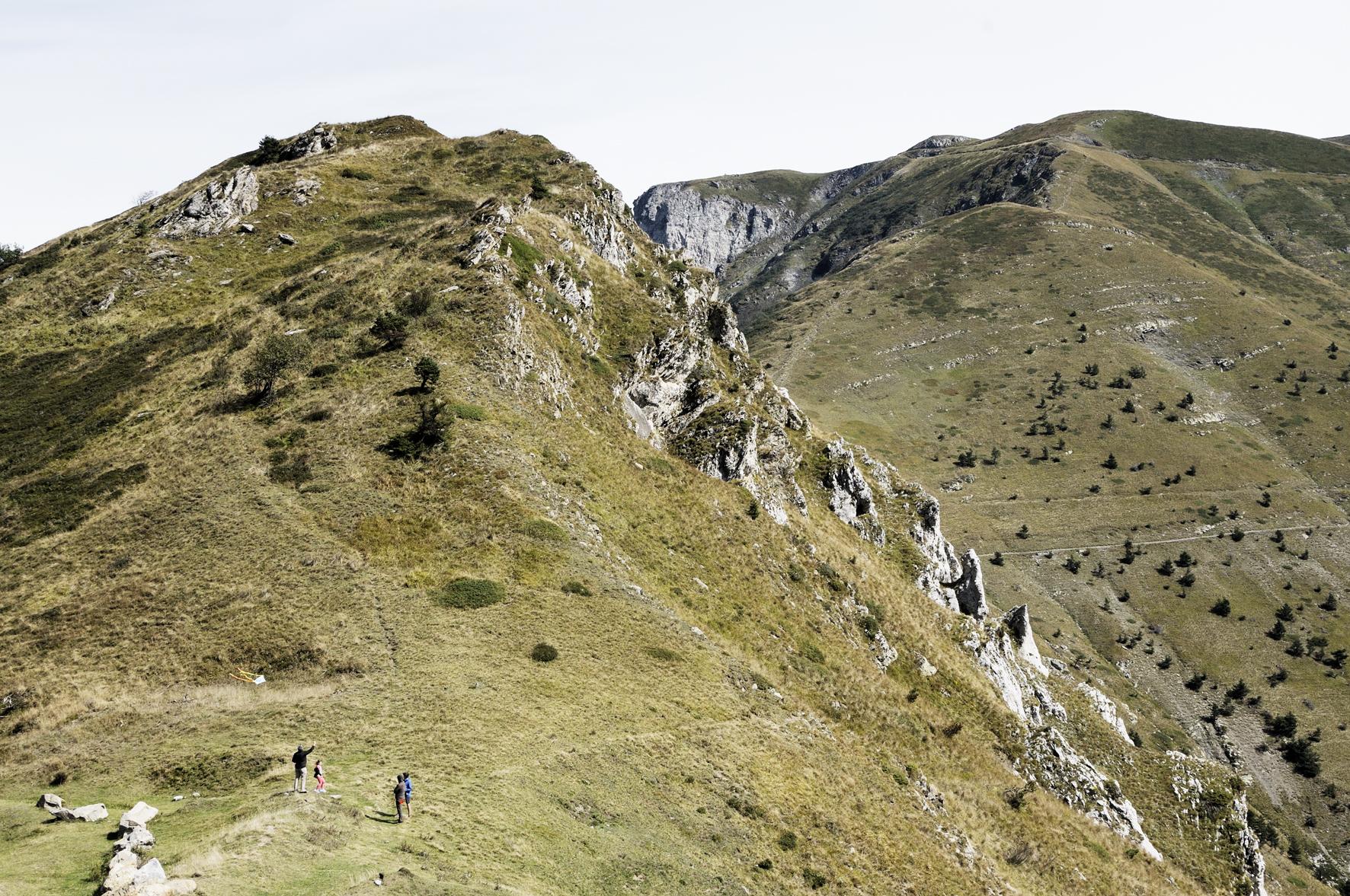 L'eco della storia nei paesaggi di montagna di Luca Prestia. Intervista