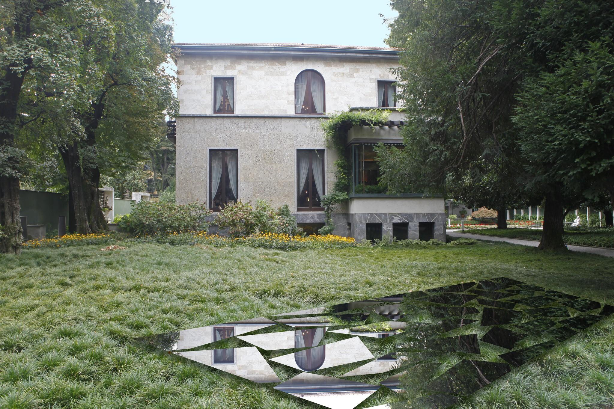 Il corpo del vuoto. Pizzigoni dialoga con Villa Necchi