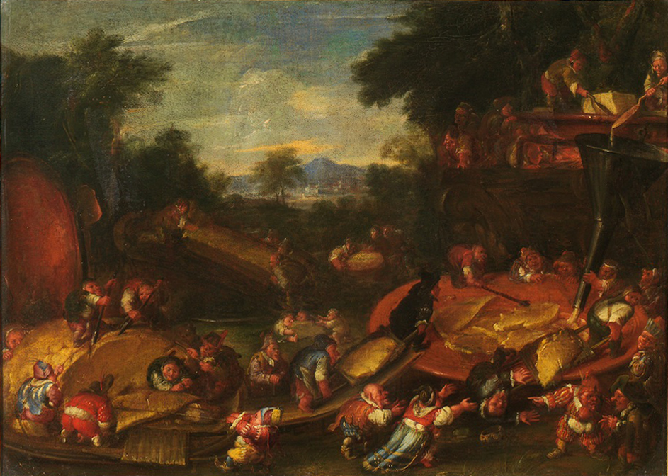 """Le """"bambocciate"""" di Faustino Bocchi in asta da Pandolfini"""