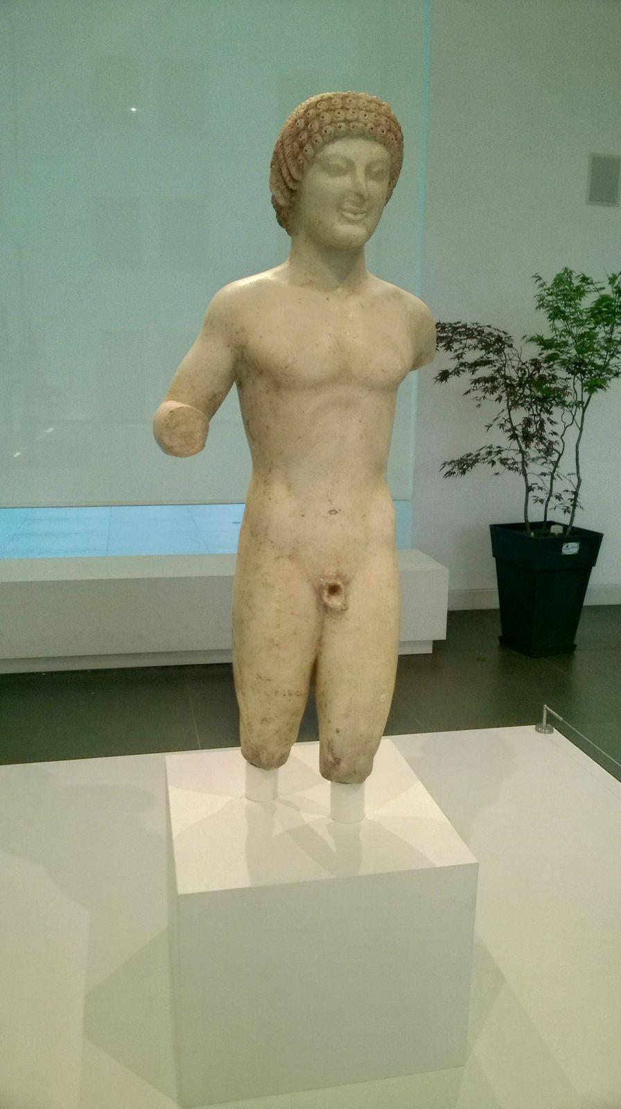 Riaperto il Museo Archeologico di Reggio Calabria. Le immagini dei Bronzi
