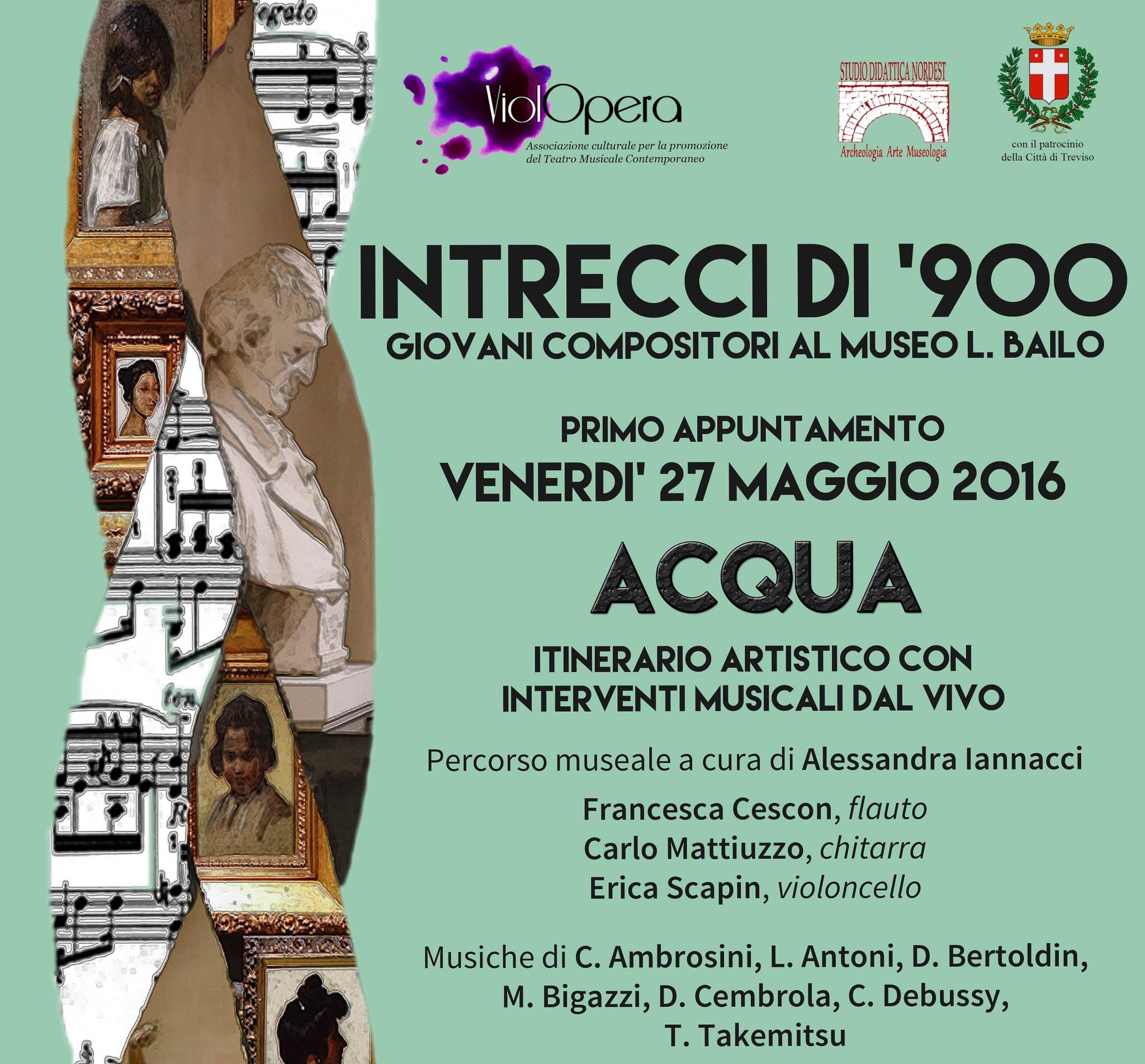 Intrecci di arte e musica al Museo Bailo di Treviso